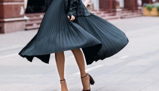 プリーツスカート長すぎた!低身長さん向けおすすめは裾上げ切りっぱなしOKのコレ
